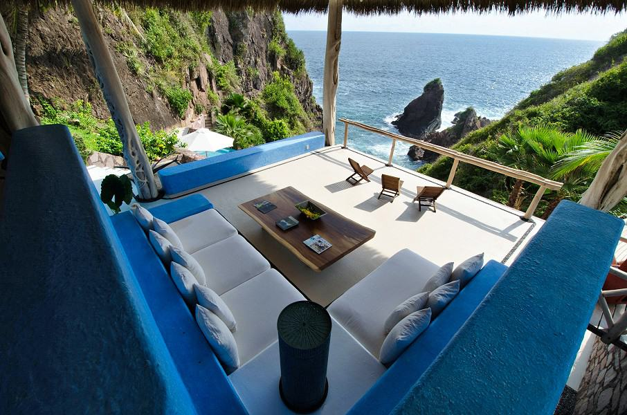 Costa Careyes balcony
