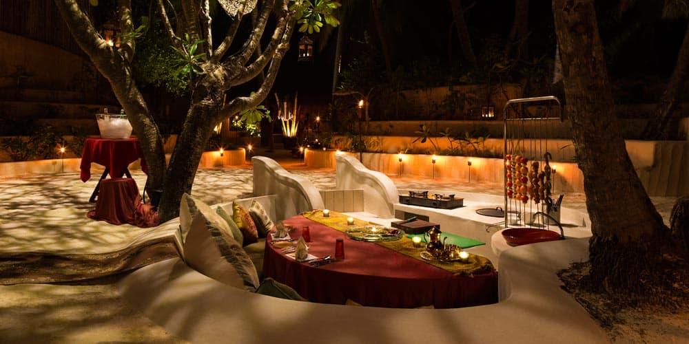 Per Aquum Hotel Restaurant