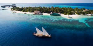 There's a lot of stuff you can do at Huvafen Fushi