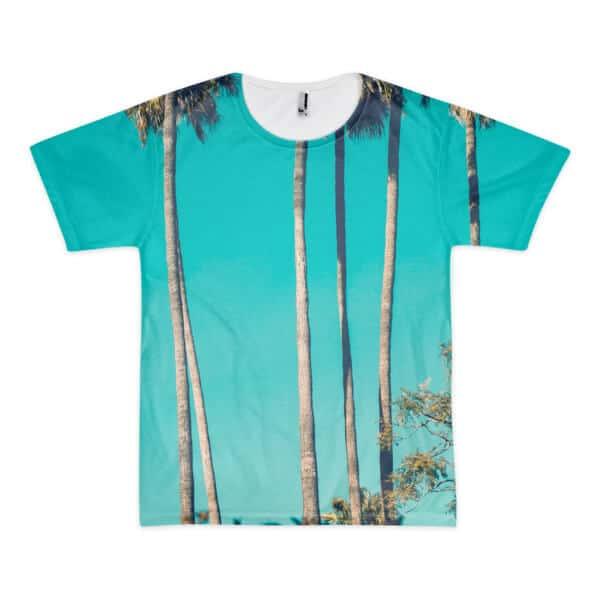City Palms full printed t-shirt