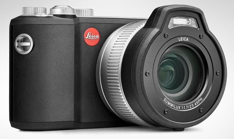 Leica X-U packs a large 16.5 megapixel APS-C sensor