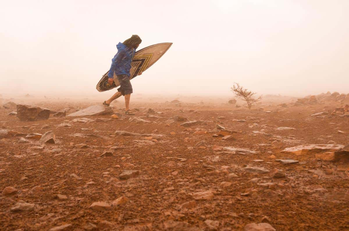 Raining, snowing, dust storm? No problem for Leica XU