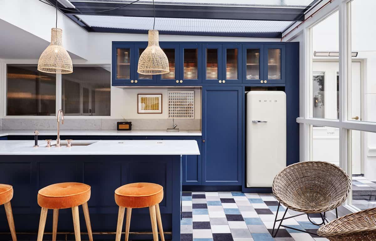 Lotti's open kitchen
