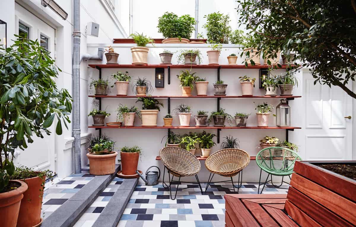 We just love plants!