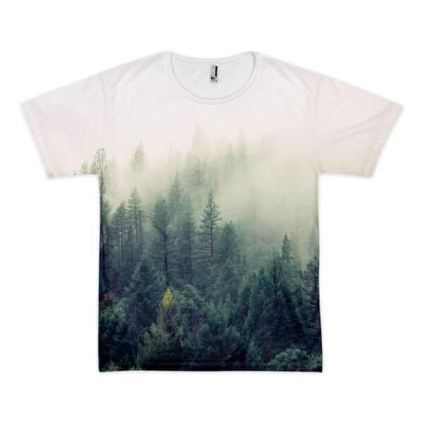 Misty Woods t-shirt