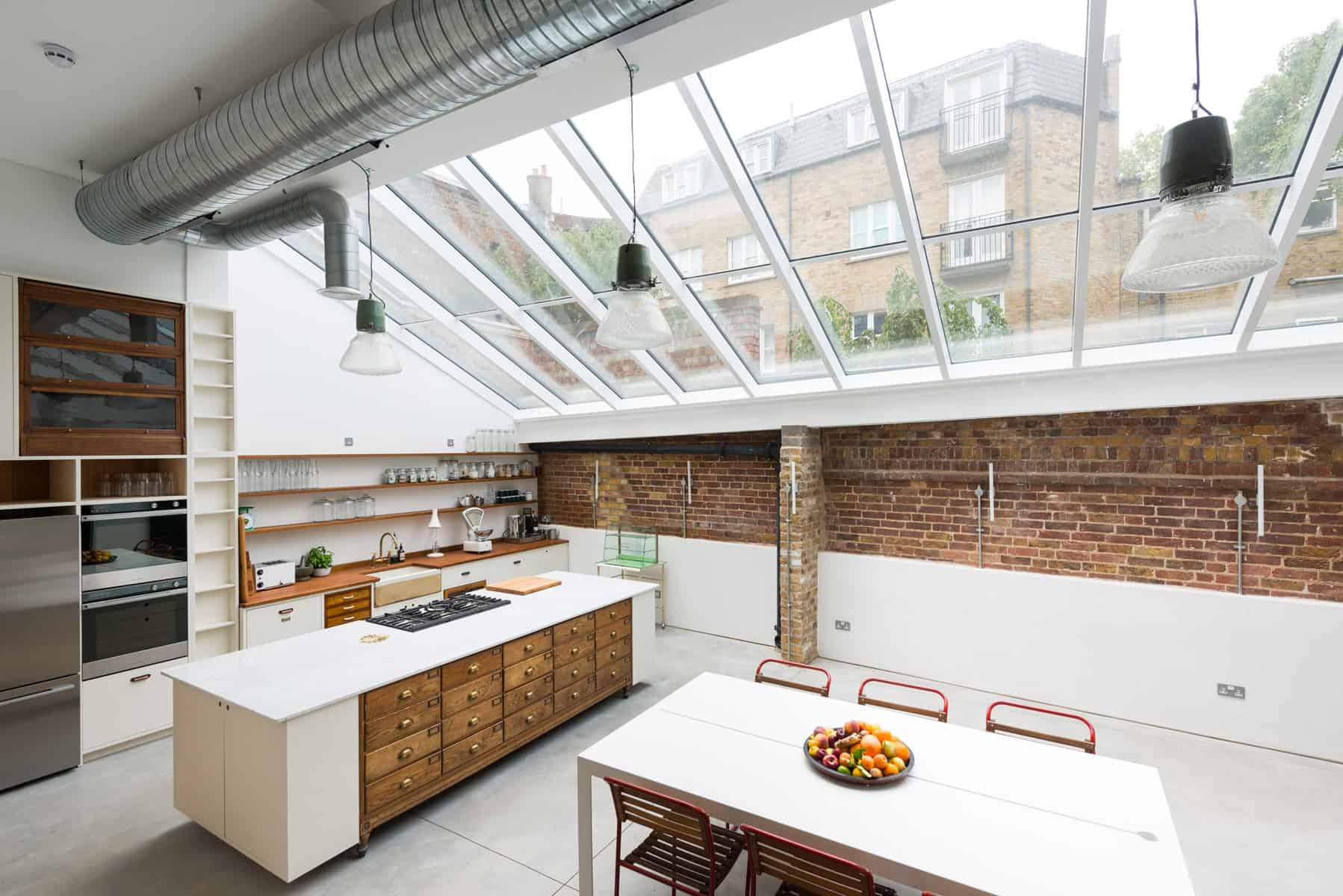 Why this wonderful space is the coolest kitchen ever for The best architecture firms in london