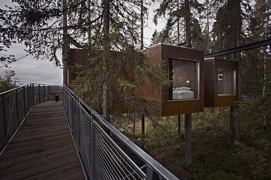 Treehotel the Dragonfly