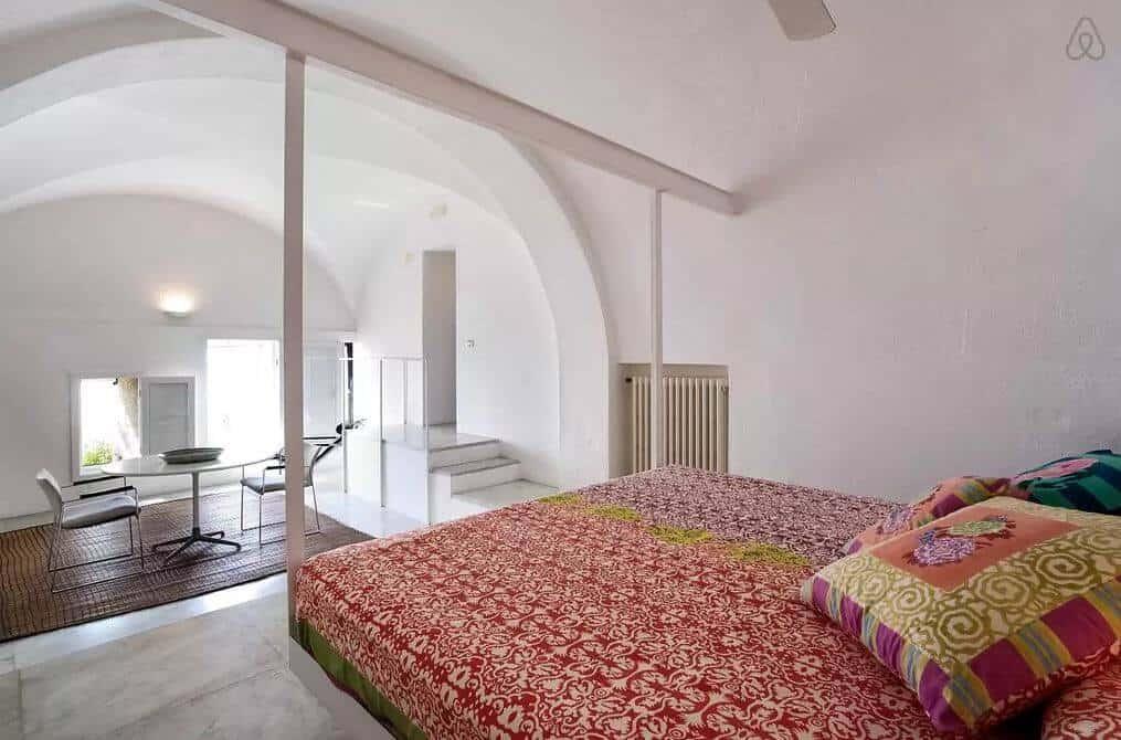 Villa Luisa bedroom