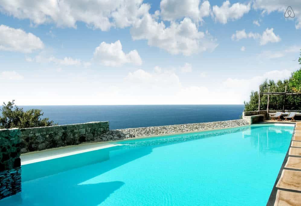 Villa Luisa infinity pool