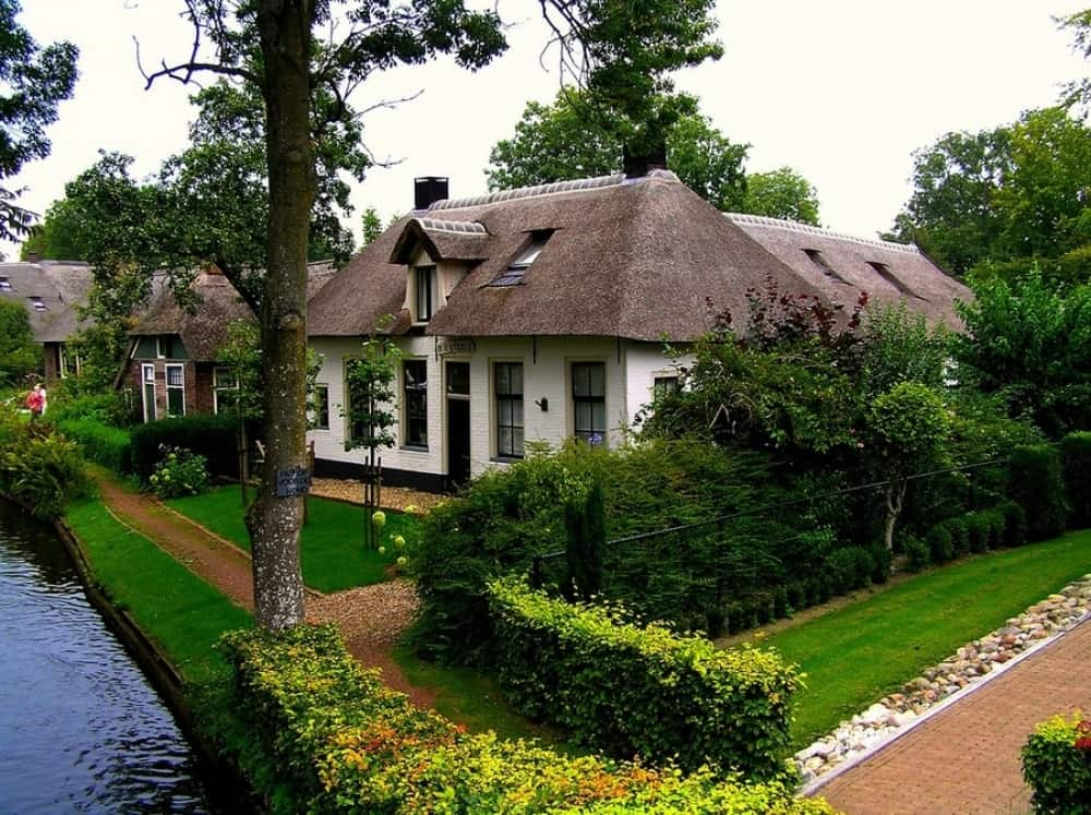 This idyllic small town is known as 'Venice of the Netherlands'
