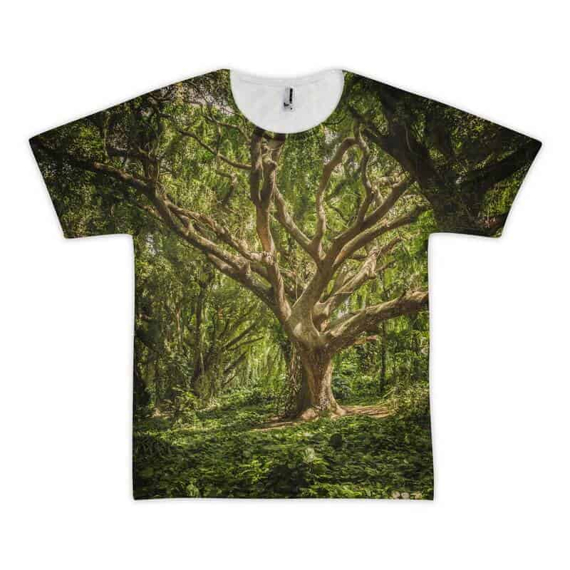 nature-lung-mock-tee