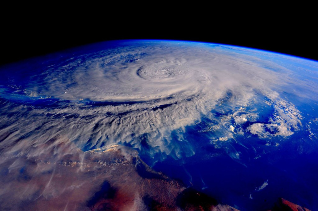 Cyclone Ashobaa near Oman.