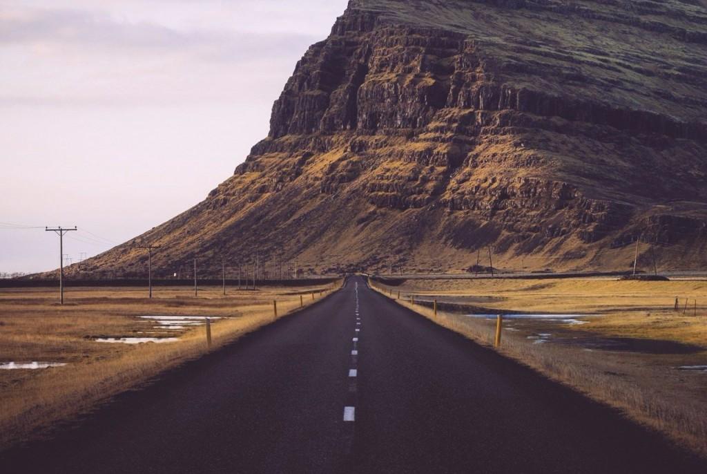 Hringvegur, Iceland