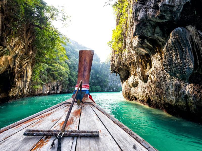 Phi Phi Krabi Beach (Thailand)