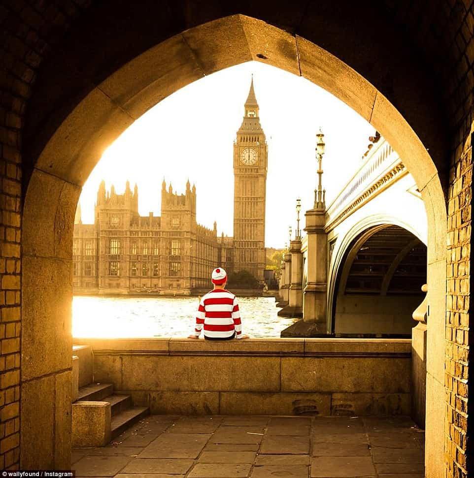 Where's Waldo 0
