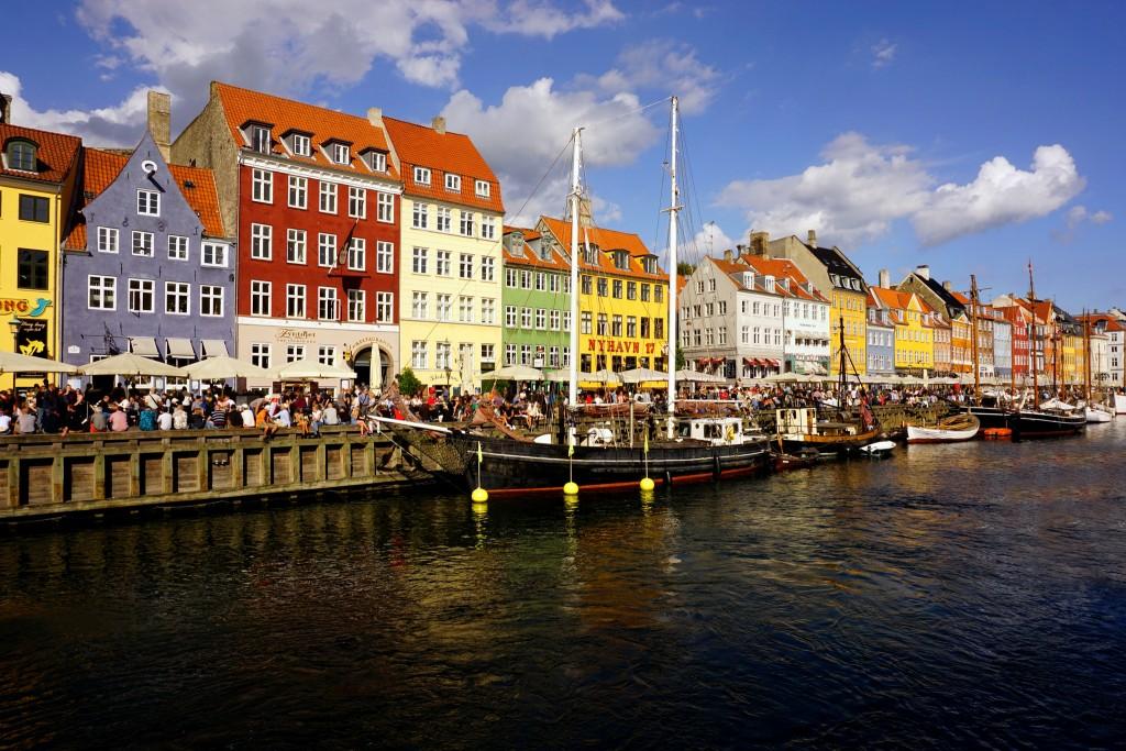 Copenhagen, Denmark's capital
