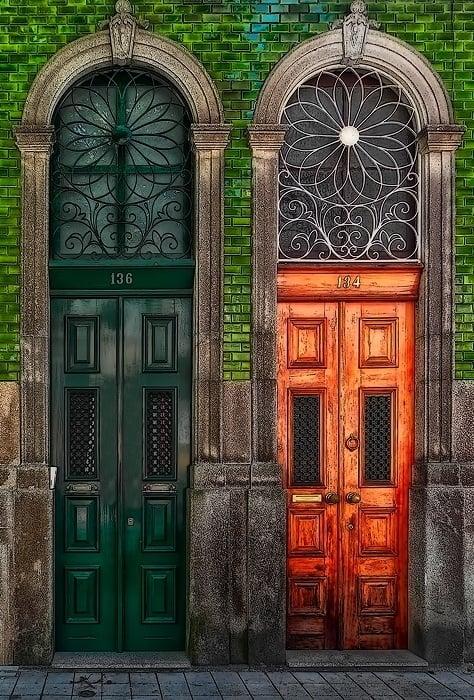 Entry, Paris, France