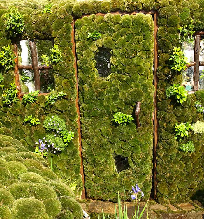 Garden Door by Kazuyuki Ishihara in Japan