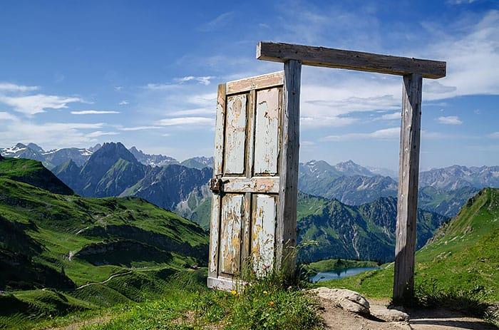 German Alps