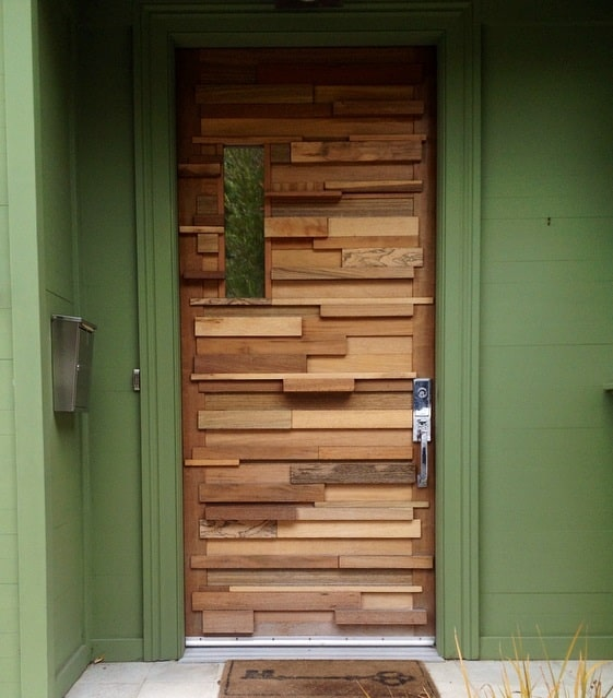 Jenga Door in San Francisco