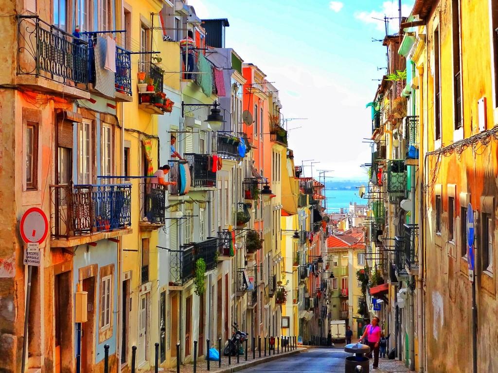Lisbon, capital of Portugal