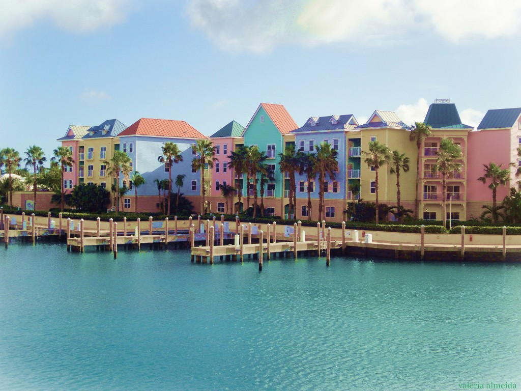 Nassau, Bahamas is the place that comes into my mind when I imagine paradise.