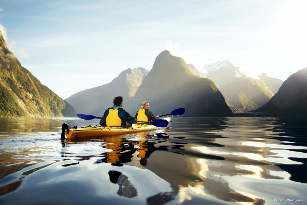 New Zealand's tourism only has one problem according to recent reports: it grows too quickly. Pretty obvious why!
