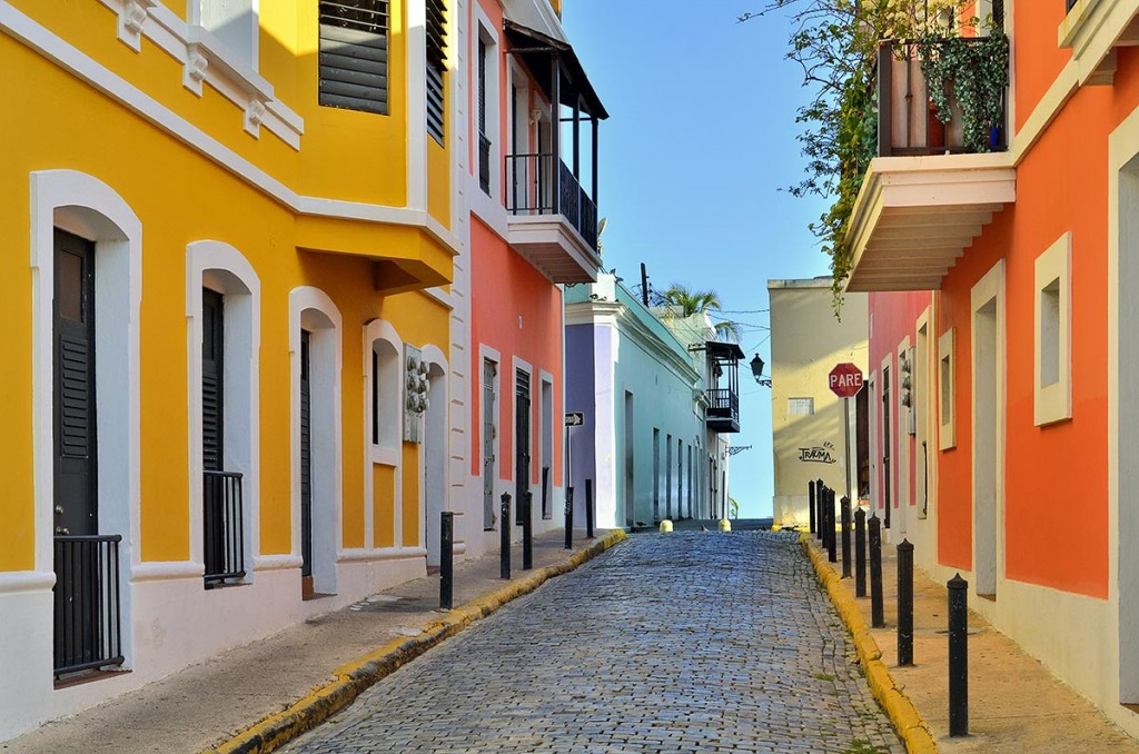 Old San Juan is the oldest settlement in Puerto Rico and the historic colonial section of the city of San Juan.