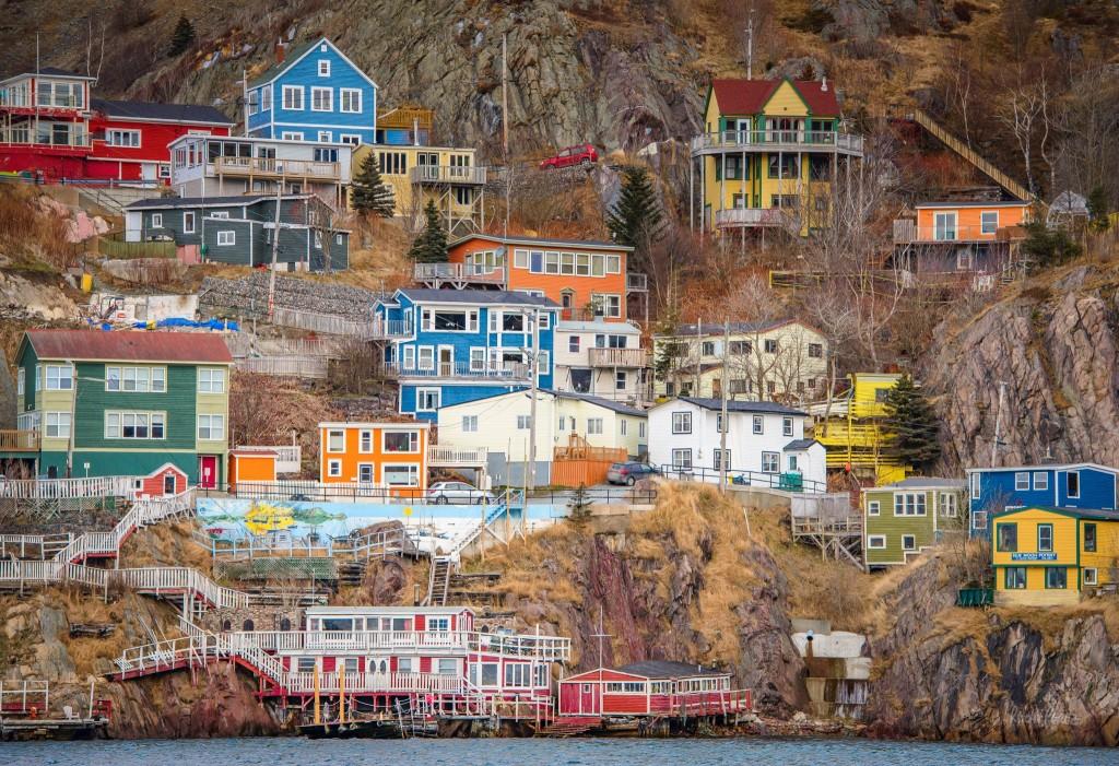 St. Johns, Newfoundland, Canada.
