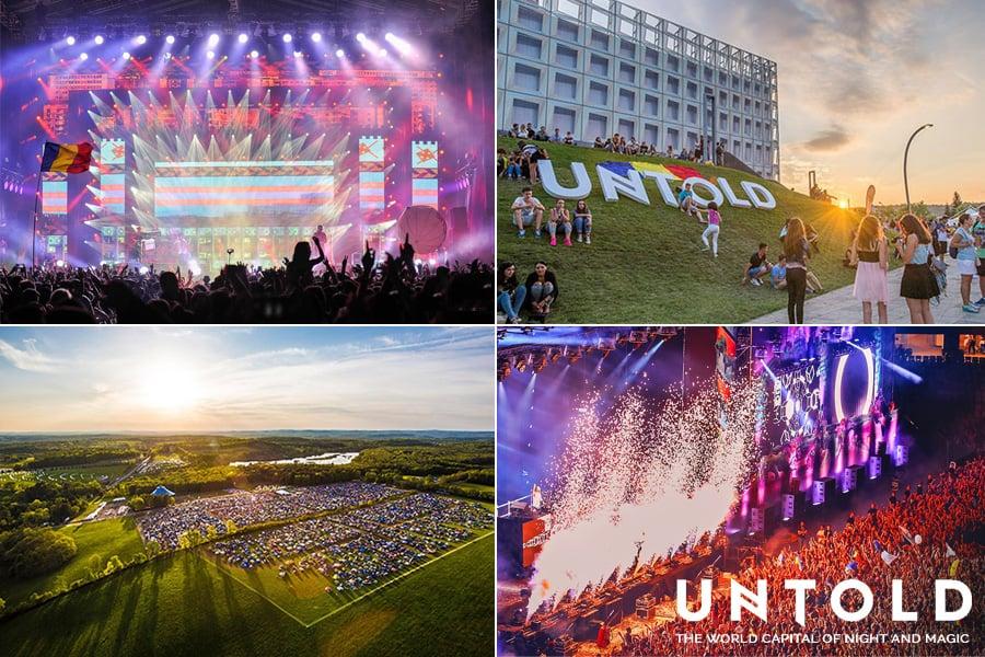Untold is Romania's biggest music festival
