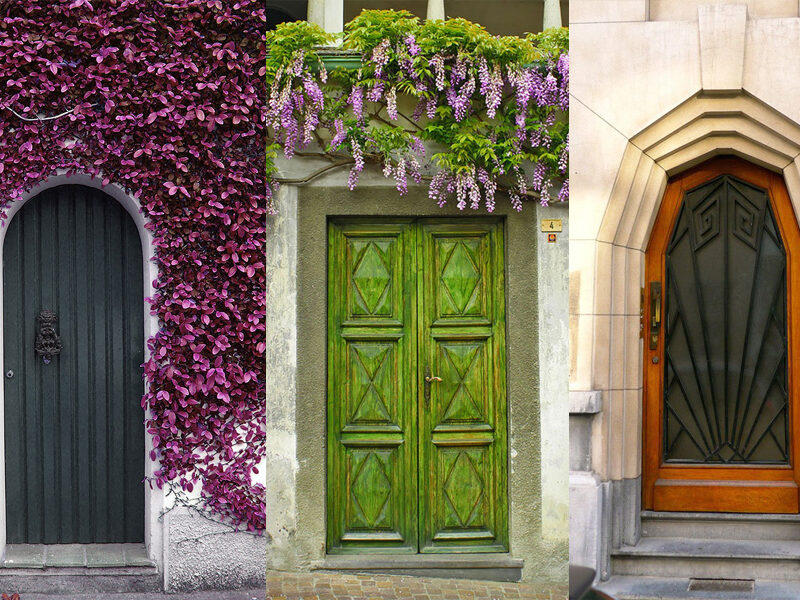 Amazing Unique Doors