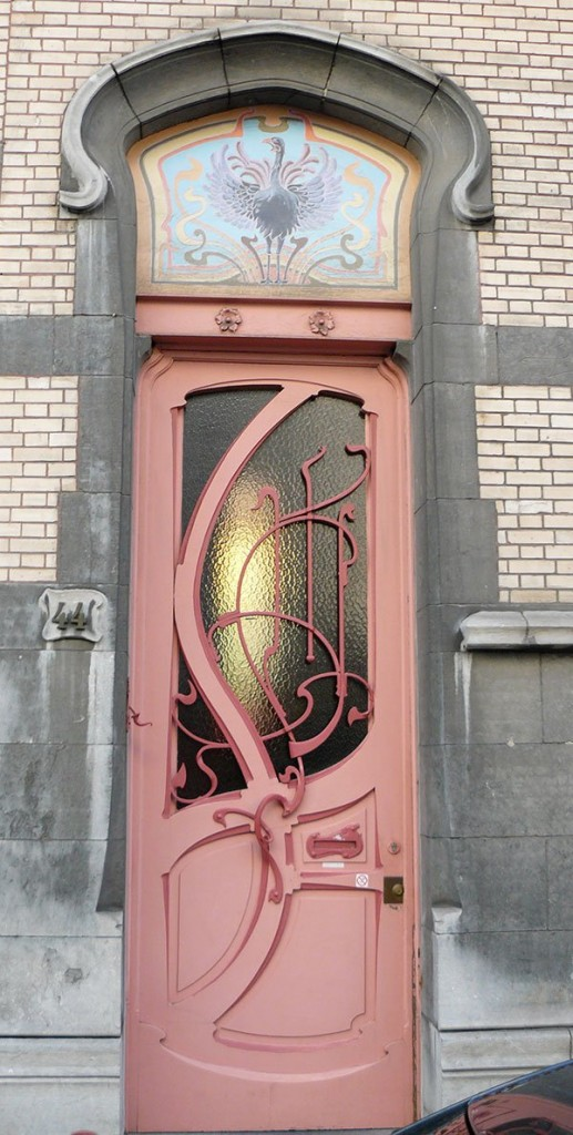 door in Bruxelles