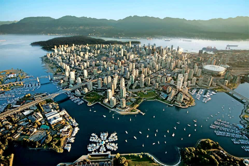 Vancouver, Canada. While European public remains generally confined to the east coast of Canada, Vancouver is an amazing city to discover when you take the time to get involved. Note that the pace of life is much more relaxed!