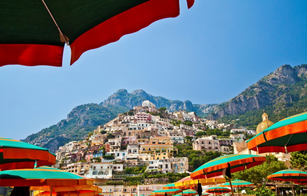 Positano is a small town on Italy's amazing Amalfi Coast. Get you camera and get lost on the Amalfi Coast, you won't regret it!