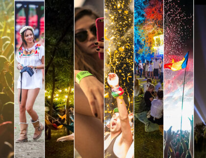 Romania's best music festivals