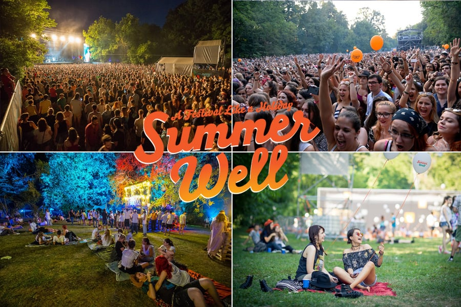 Summer Well - A festival like a holiday