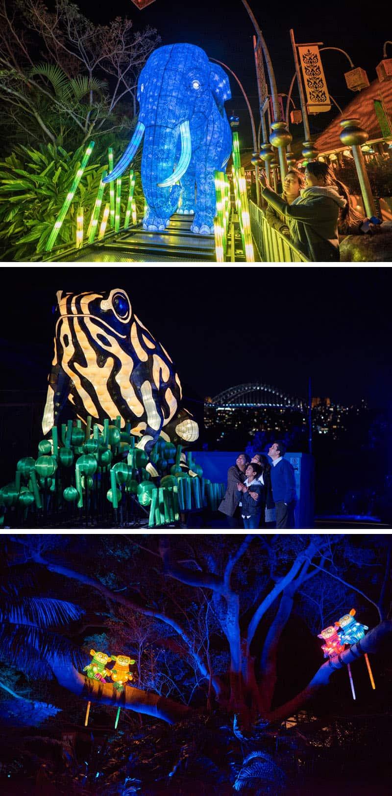 Destination NSW Sydney Vivid Festival