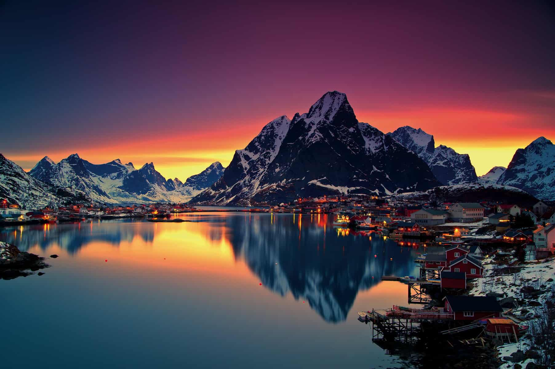 best photo places to visit in norway