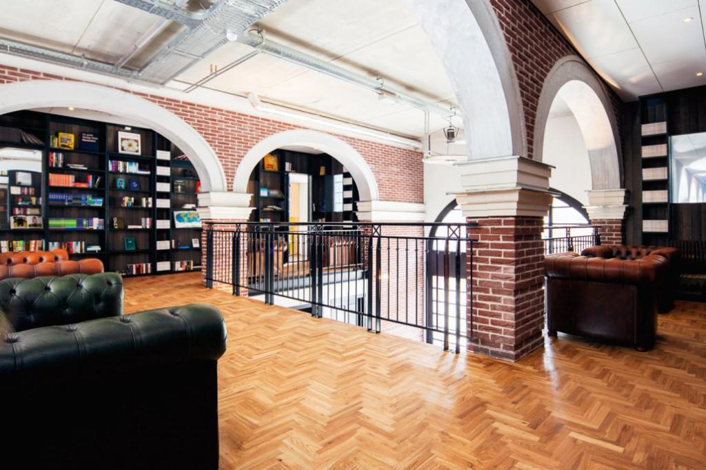 Boekenkasten exterieur