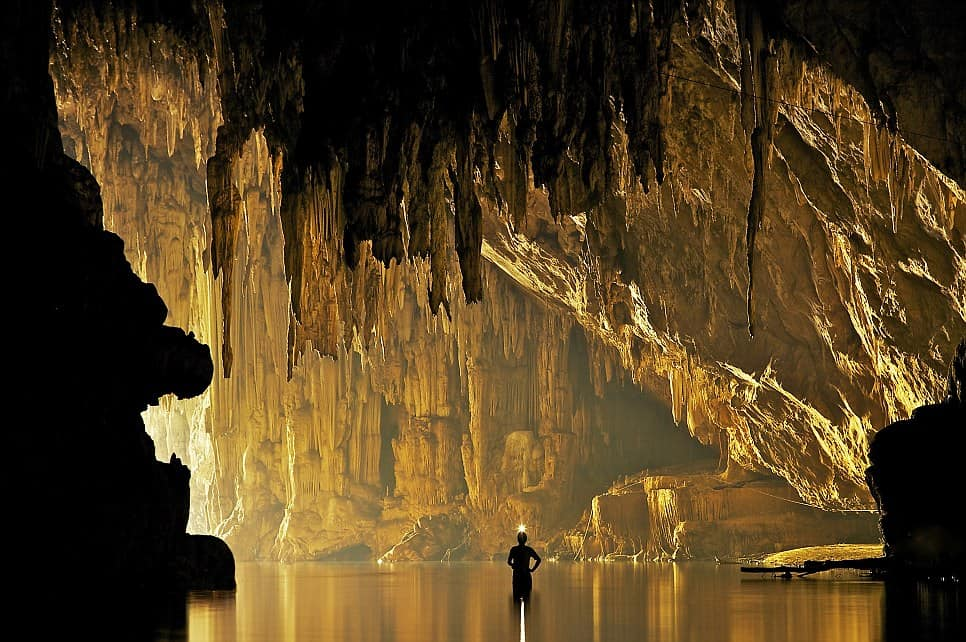 Exploring The Ancient Caves In Thailand