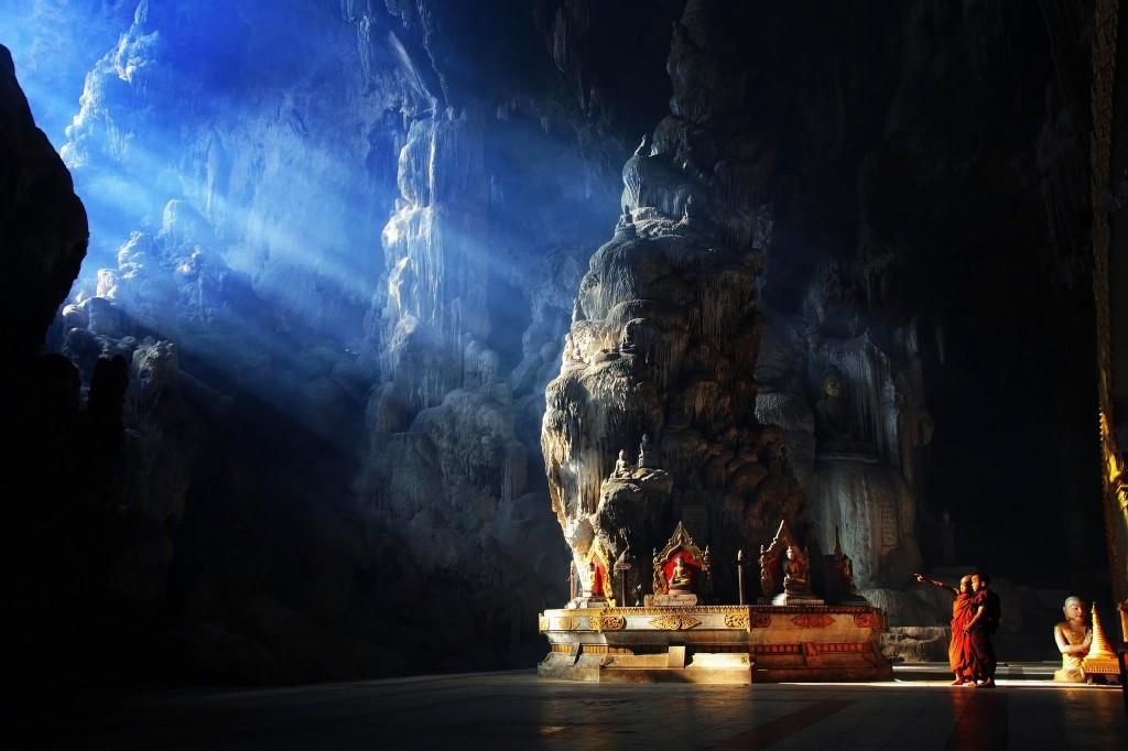 Kyaut Sae Cave, Myanmar
