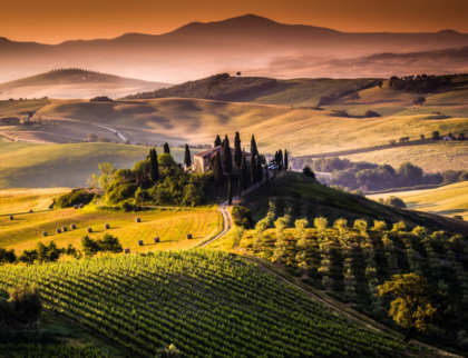 Tuscany, Italy Photo by Francesco Riccardo Iacomino 3