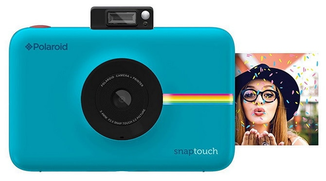 Point, shoot, print. With Snap, it's as easy as can be to take photos and have them instantly printed.