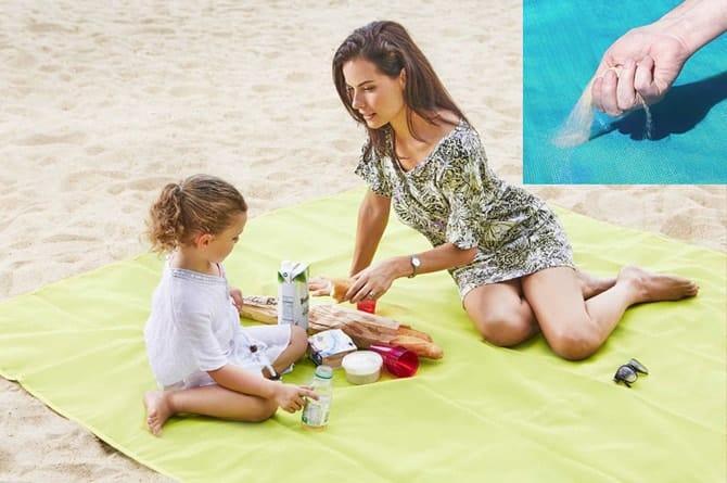 cgear sandless beach mat